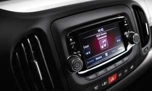 Fiat 500L Touchscreen