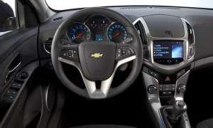 Chevrolet Cruze Cockpit