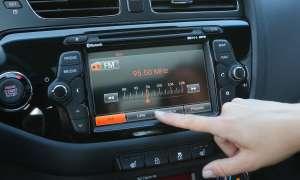 Kia Ceedv Touchscreen