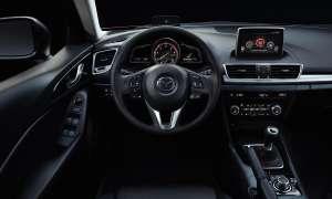 Mazda 3 Cockpit