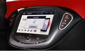Opel Adam Touchscreen