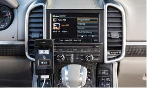 Porsche Cayenne Touchscreen