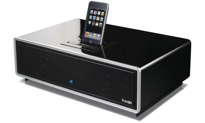 iPod Docking Station RaVoN Medea