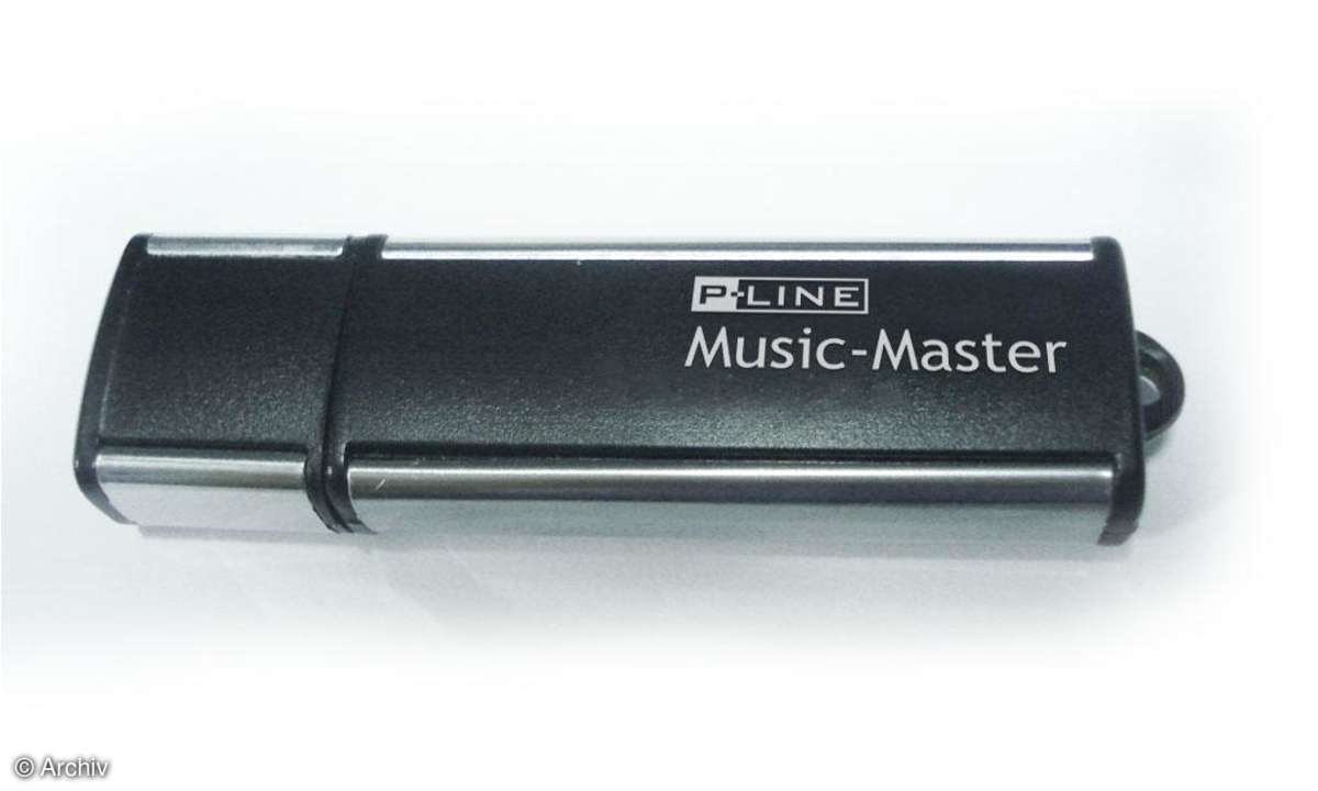 USB FM Audio Transmitter