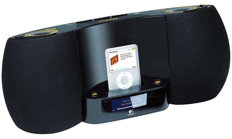 iPod-Dockingstation Logitech Pure-Fi Dream