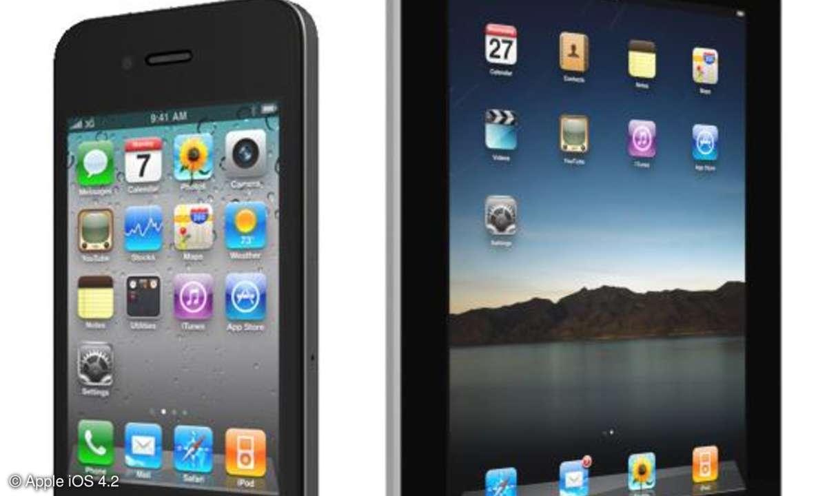 Apple iOS 4.2
