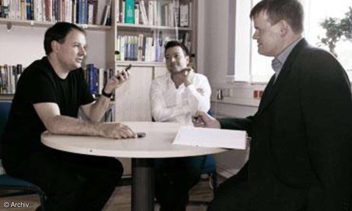 Interview mit Prof. Borchers