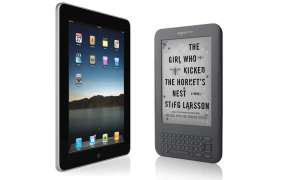 Apple iPad VS. Amazon Kindle