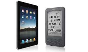 Apple iPad VS. Amazon Kindle