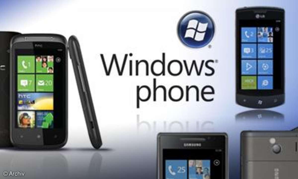 Windows Phone 7 ist da