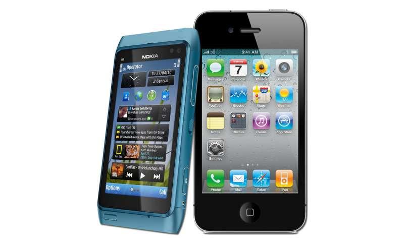 telekom apple iphone 4 und nokia n8 kosten morgen nur die. Black Bedroom Furniture Sets. Home Design Ideas