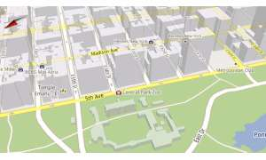 Google Maps 5.0