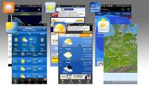 Wetter Apps