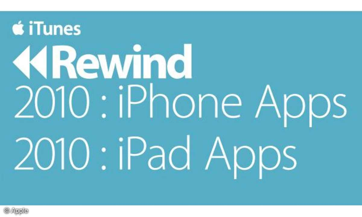 iTunes Rewind 2010
