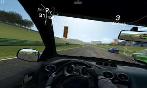 EA, Games, Android, Real Racing 3, Logo