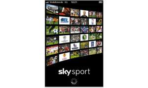 Sky Sport Mobile App für iPhone und iPod touch