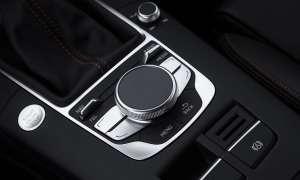 Audi Touch Wheel