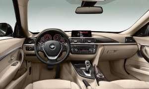 BMW 3er Gran Turismo Cockpit