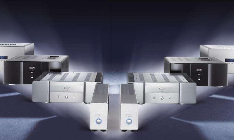Monoblock-Endverstärker AMP Mono Mk 2, Krell S 150, Mark Levinson No ...