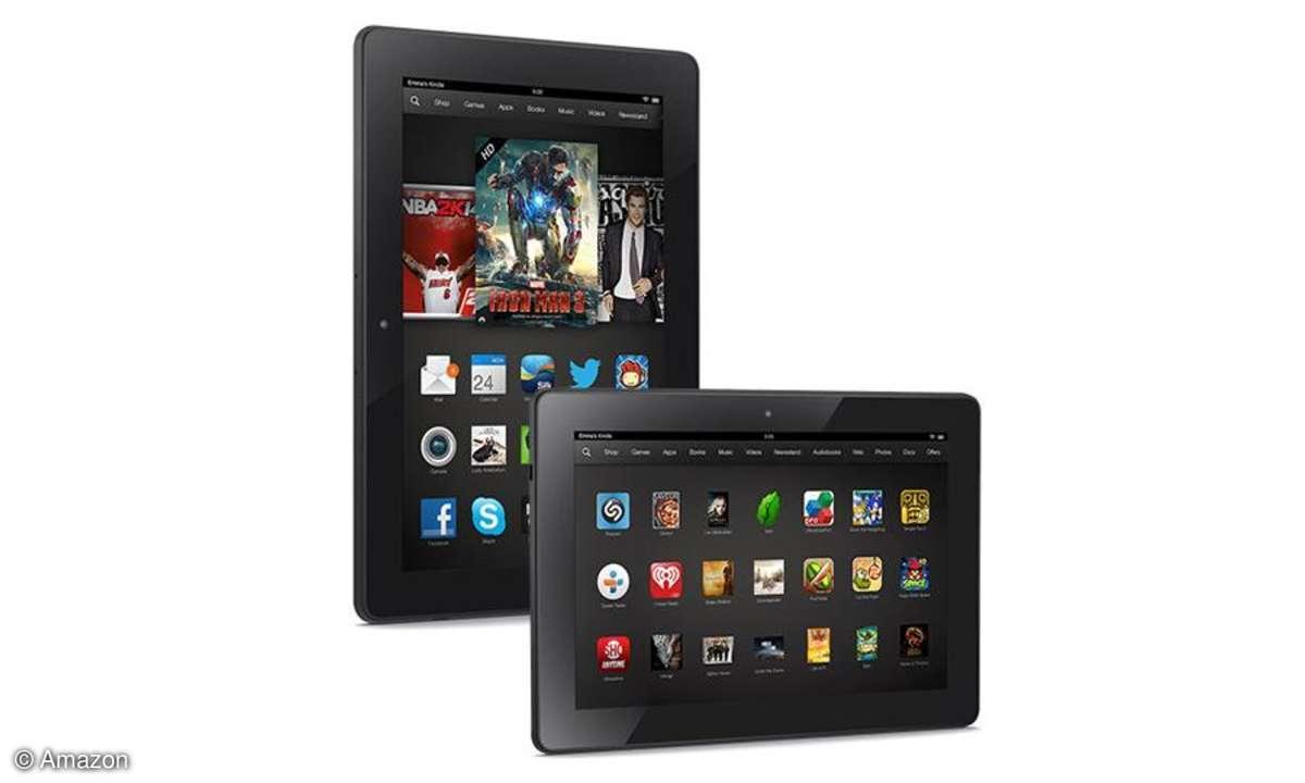 Amazon, Kindle Fire HDX
