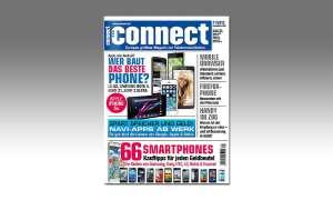 Titel connect-Ausgabe 11/2013