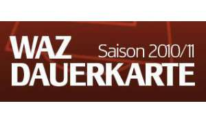 WAZ Dauerkarte Saison 2010/11