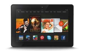 Amazon Kindle Fire HDX 9.8