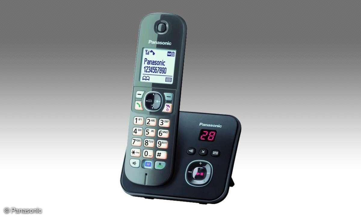 DECT, telefon, panasonic