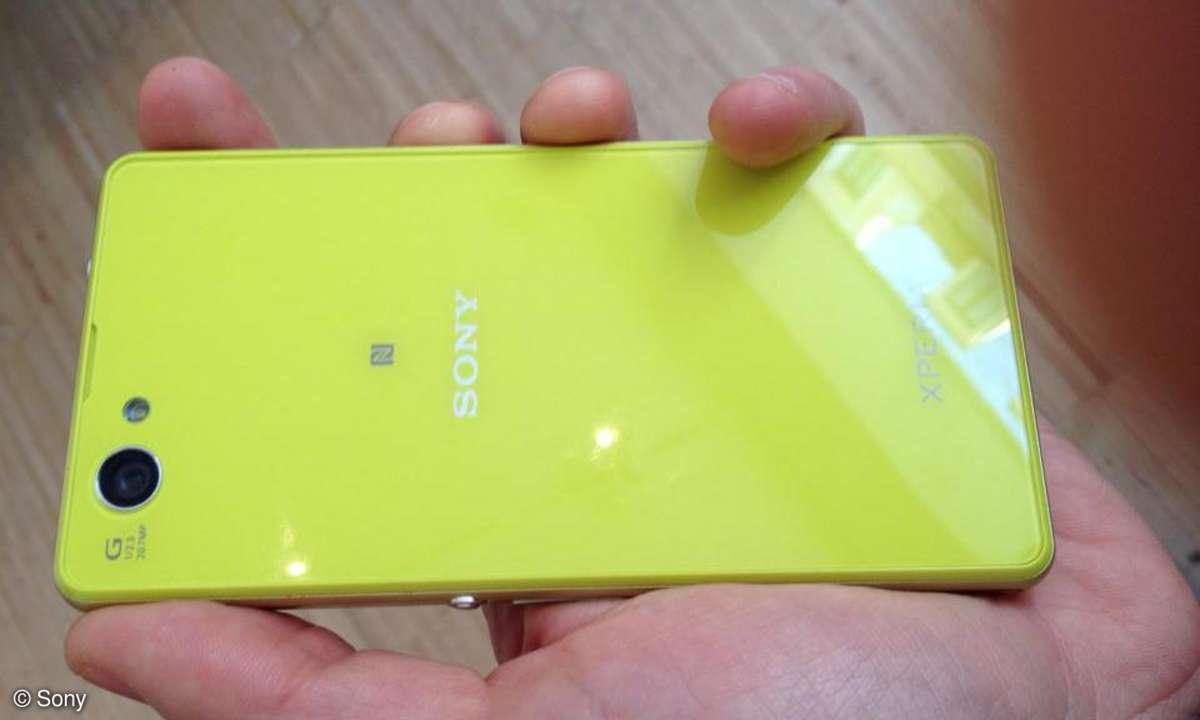 Sony Experia Z1 Compact