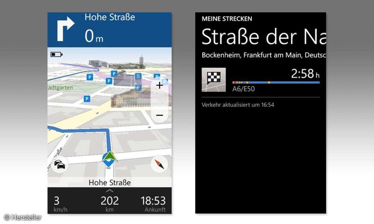 Nokia Here Drive