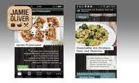Koch-Apps, Jamie Oliver, Logo, Rezepte