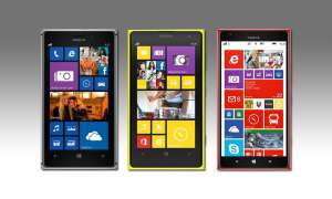 Windows Phone 8 - Nokia Modelle
