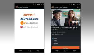 Chromecast Apps - MediaThek Cast