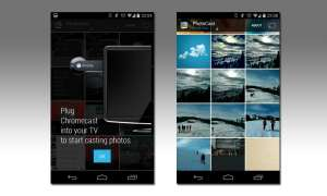 Chromecast Apps - PhotoCast