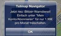 Telmap Navigator von O2