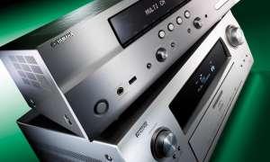 AV-Receiver Denon AVR 4810, Yamaha RX-V 2065