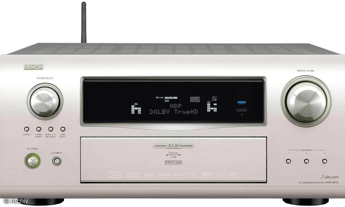 AV-Receiver Denon 4810