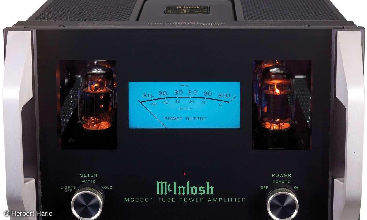 Mono-Endstufen McIntosh MC 2301 AC