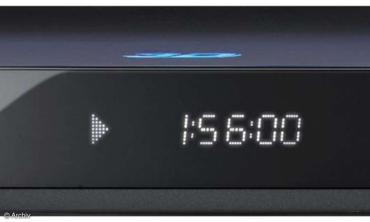Blu-ray-Player Samsung BD C 6900