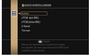 Ratgeber HD-Tonformate auf BD