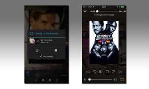 Chromecast Apps - Plex