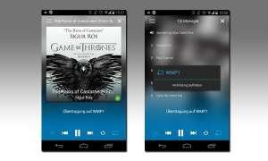Chromecast Apps - Rdio