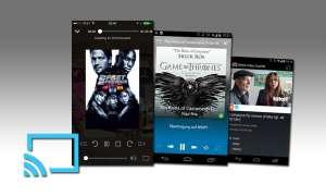 Chromecast Apps für Android und iOS