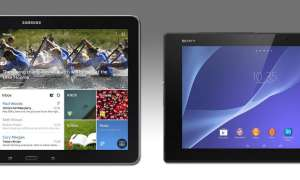 Samsung Galaxy Note Pro 12.2, Sony Xperia Z2 Tablet