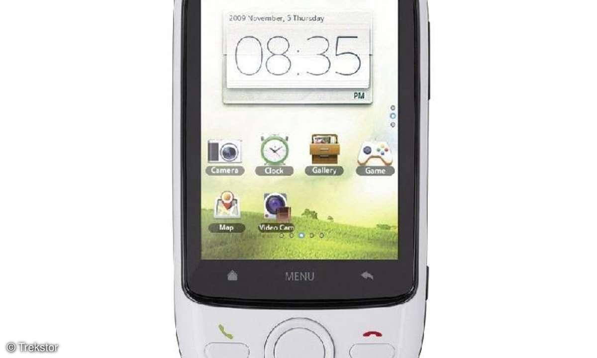 Trekstor Smartphone