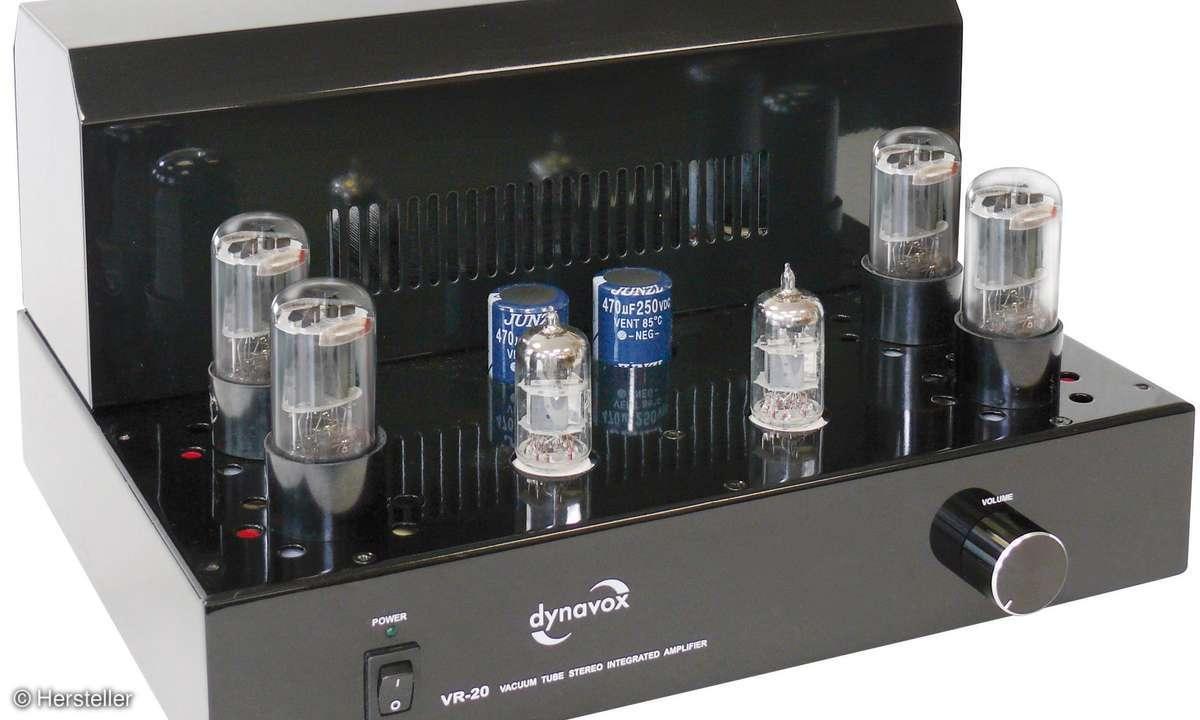 Röhren-Vollverstärker Dynavox VR-20