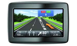 TomTom Via 120 Europe Traffic
