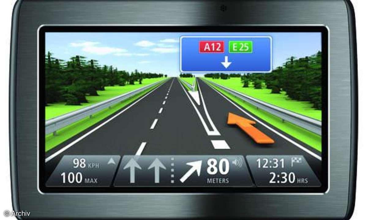 TomTom Via 120 Europe Traffic