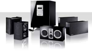 Surround-Lautsprecherset Teufel System 8 THX Ultra 2
