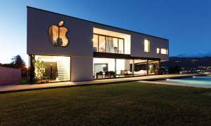 shutterstock, apple, montage, eigenheim, haus, smart home
